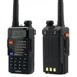 budget ham radio BaoFeng UV-5R Plus