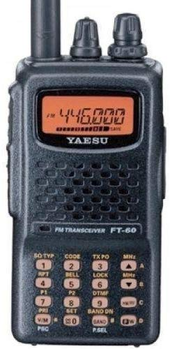 Yaesu budget two way radio