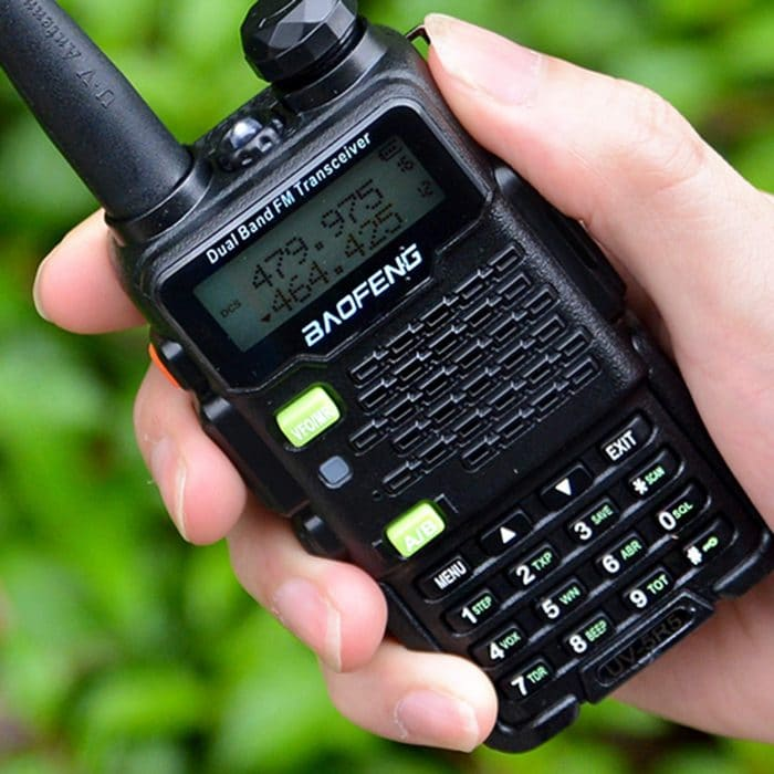 bao feng budget two way radio