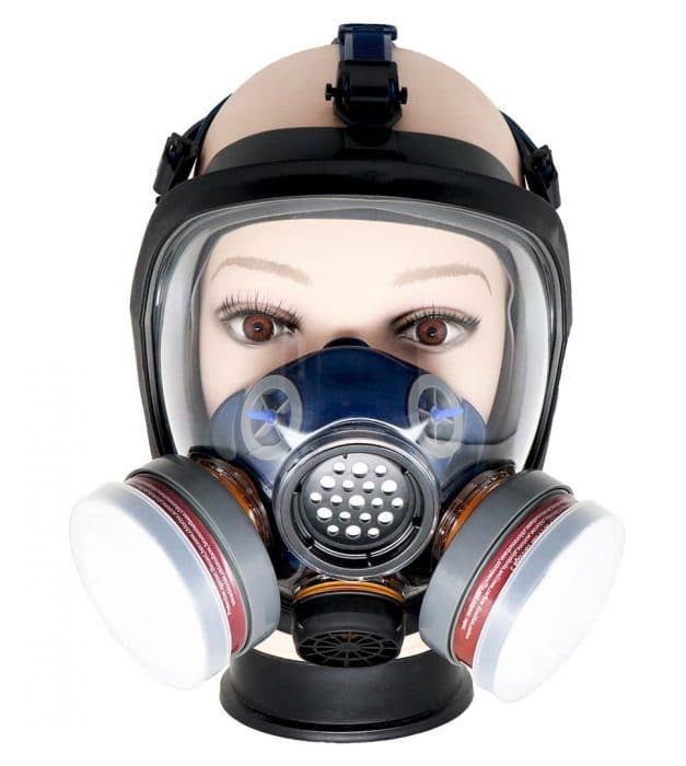 PD 100 Full face mask