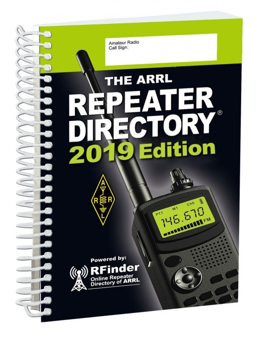 Repeater Directory