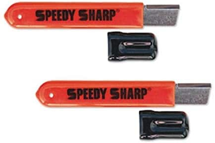 Speedy knife sharpener