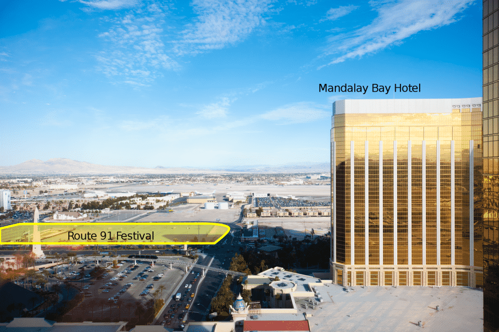 survive sniper attack mandalay bay resort