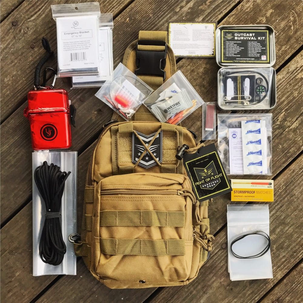 The Ultimate Get Home Bag Guide Amp Checklist
