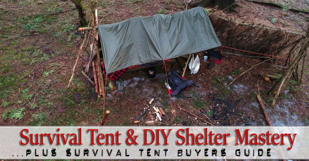 8dfdcc0ee490 10 Top Survival Tents & Shelters in 2019 (FREE Guide!) | GeekPrepper