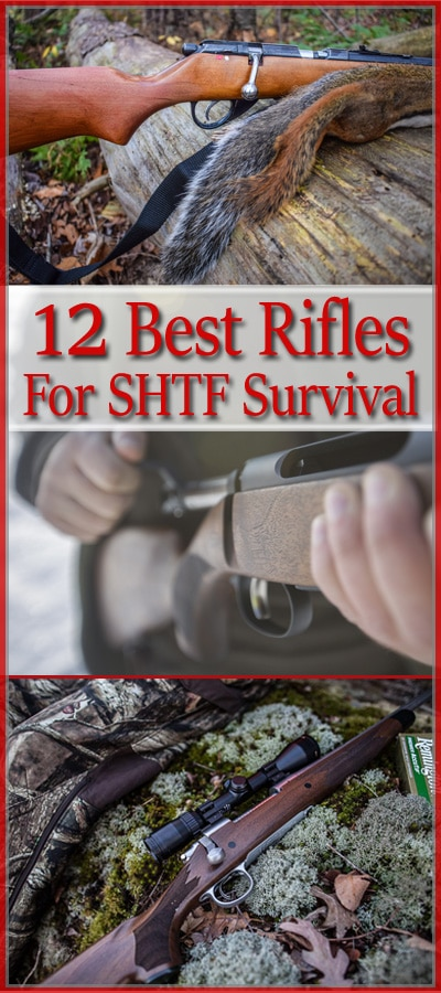 12 Best (& Worst!) Survival Rifles for SHTF Scenarios | GeekPrepper