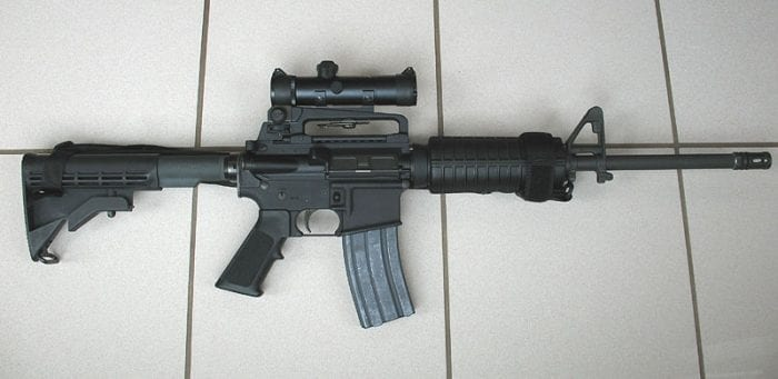 AR15 TACTICAL CARBINE
