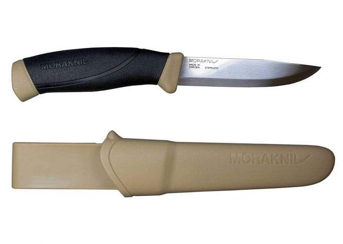 Morakniv Companion Fixed Outdoor Knife