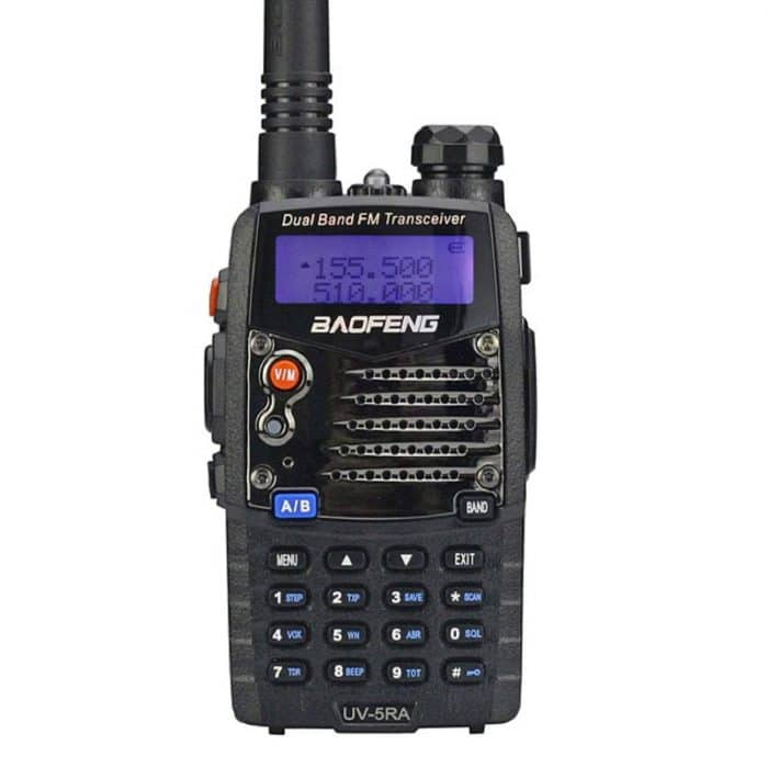 Baofeng UV5RA Ham Two Way Radio