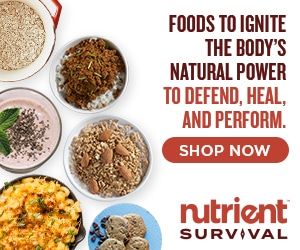Nutrient Survival GeekPrepper
