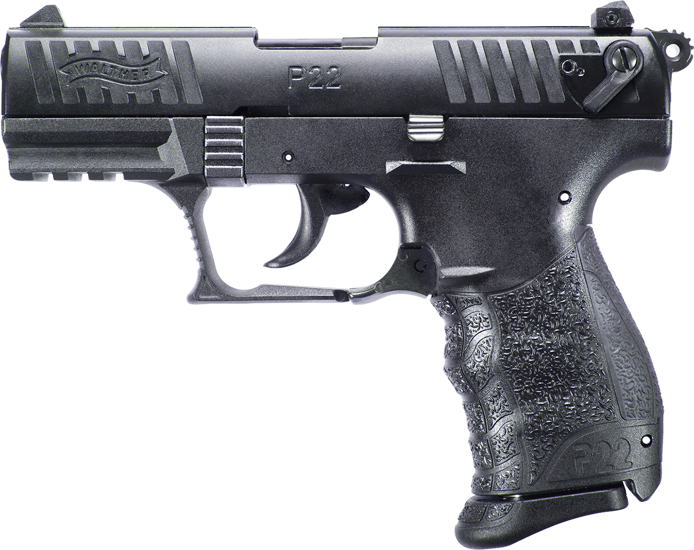 Walther_P22_Black