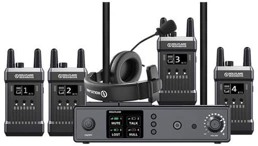 wireless and base station intercoms
