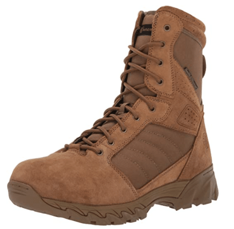 SMITH AND WESSON BREACH TACTICAL BOOTS